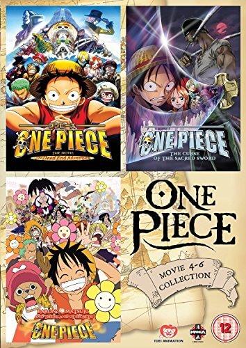One Piece: Movie Collection 2 [DVD] | VERAY